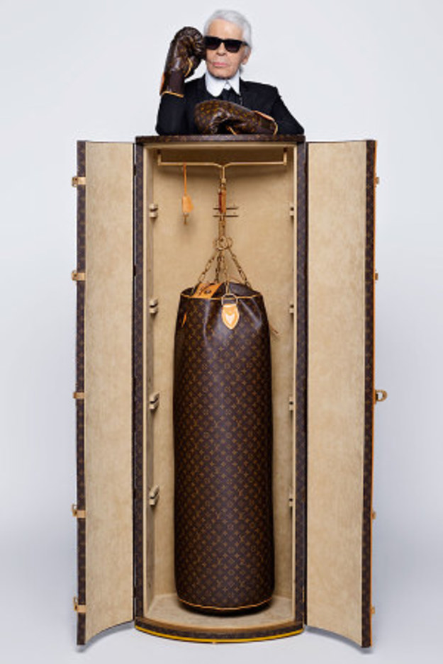 The Icon and the Iconoclasts - projekt Louis Vuitton.