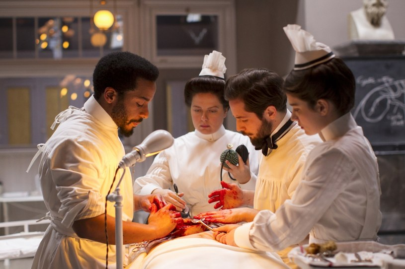 """""""The Knick"""" /HBO"""