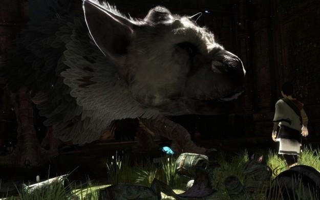The Last Guardian - motyw z gry /Informacja prasowa