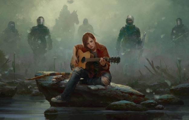The Last of Us /CD Action