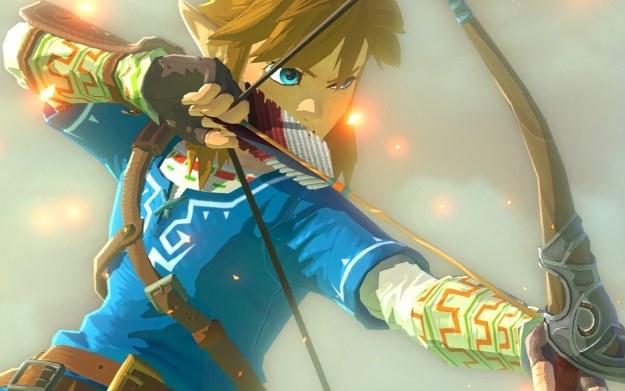 The Legend of Zelda /materiały prasowe