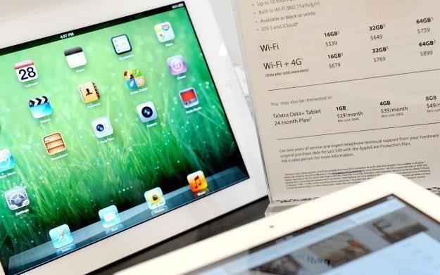The New iPad - zdjęcie /AFP