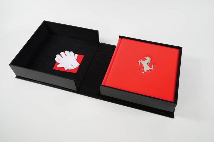 The Official Ferrari Opus /