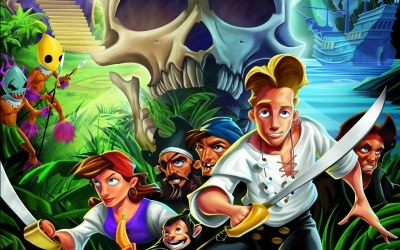 The Secret of Monkey Island: Special Edition - motyw z gry /INTERIA.PL