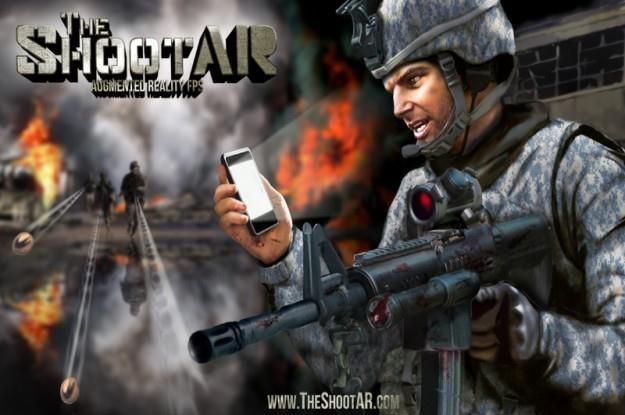 The ShootAR /INTERIA.PL
