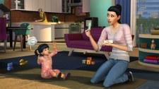 The Sims 4 z małymi dziećmi