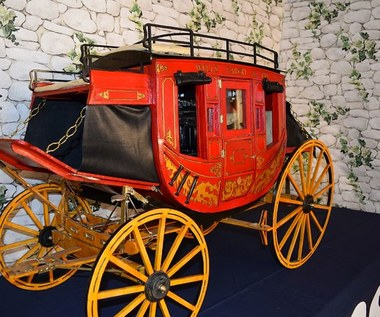 The Stage Coach Wells Fargo