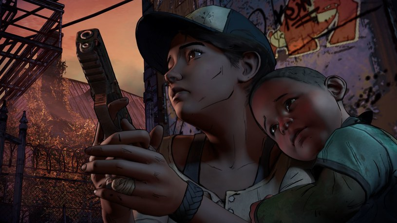 The Walking Dead: A New Frontier /materiały prasowe
