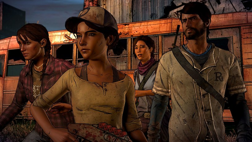 The Walking Dead: A New Frontier /materiały prasowe