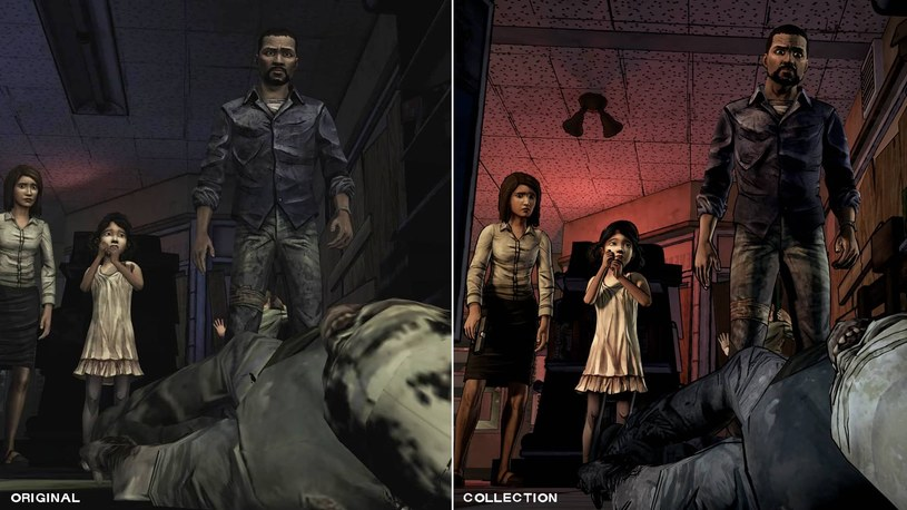 The Walking Dead: The Telltale Series Collection /materiały prasowe