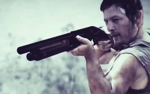 The Walking Dead: Video Game - motyw graficzny /Informacja prasowa