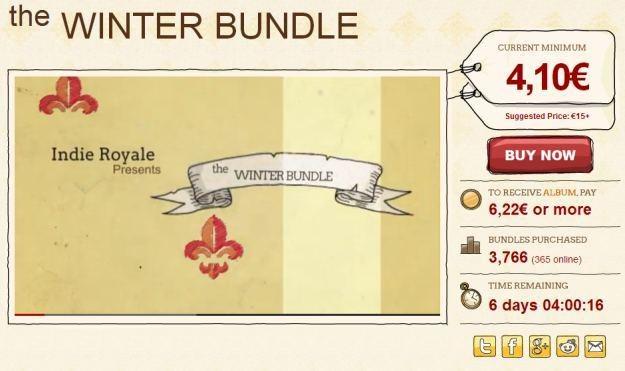 The Winter Bundle - okazja na zakup tanich gier /