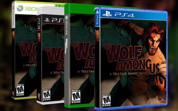 The Wolf Among Us /materiały prasowe