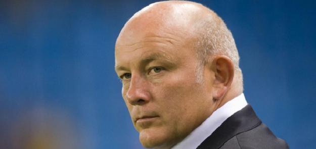 Theo Bos jest nowym trenerem Polonii Warszawa /Getty Images/Flash Press Media
