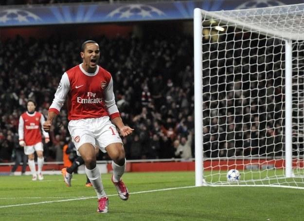 Theo Walcott, napastnik Arsenalu Londyn /AFP