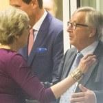 Theresa May i Jean-Claude Juncker wzywają do przyśpieszenia rozmów ws. Brexitu
