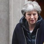 """Theresa May odwiedziła Polaków. """"Brakowało konkretów"""""""