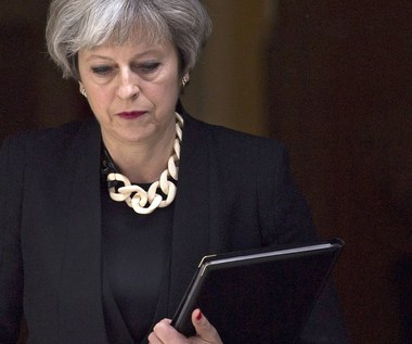 """""""Theresa May prowadzi partię w kierunku dla niej naznaczonym. Sama go jednak nie ustala"""""""