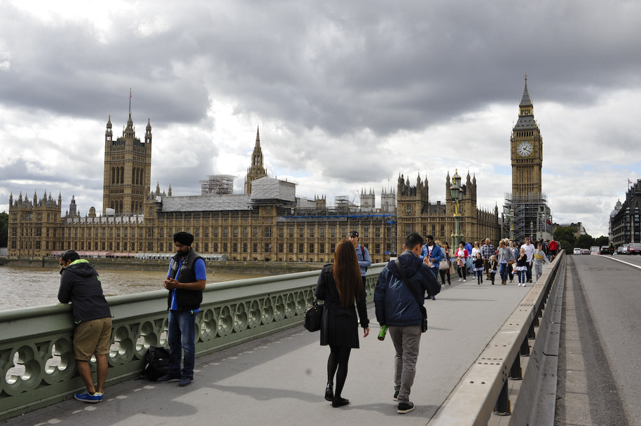 Theresa May uważa, że system kar dyscyplinach powinien zostać zreformowany /Bogdan Frymorgen /RMF FM