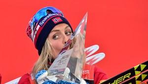 Therese Johaug: Fantastycznie się biegło