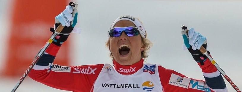 Therese Johaug ma nowy dom. /AFP