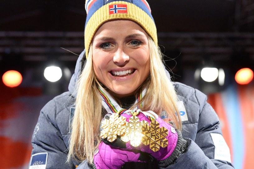 Therese Johaug /AFP