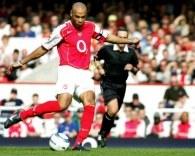 Thierry Henry ustrzelił hat-tricka /AFP