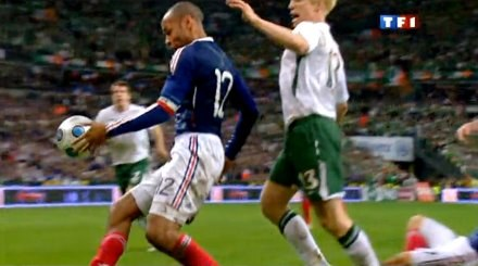 Thierry Henry /AFP