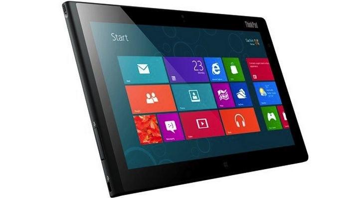 ThinkPad Tablet 2 /materiały prasowe