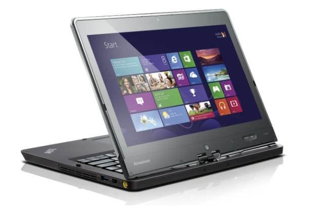 ThinkPad Twist /materiały prasowe
