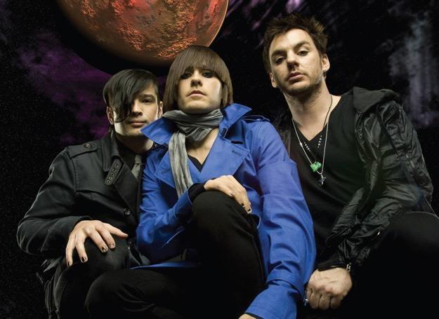 Thirty Seconds To Mars na okładce biografii /materiały promocyjne