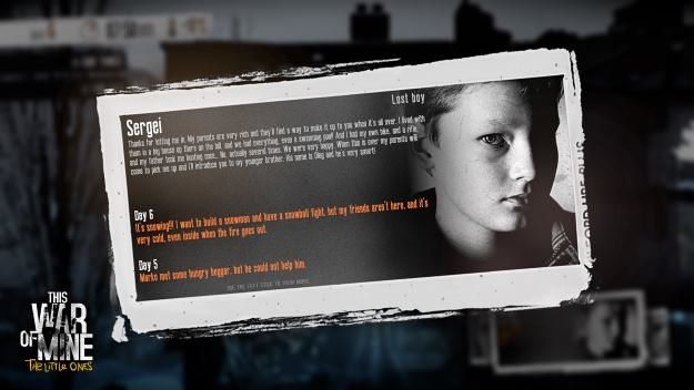 This War of Mine: The Little Ones /materiały prasowe