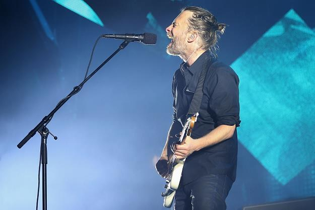 Thom Yorke i Atoms For Peace wystąpią na Pohoda festival fot. Mark Metcalfe /Getty Images/Flash Press Media
