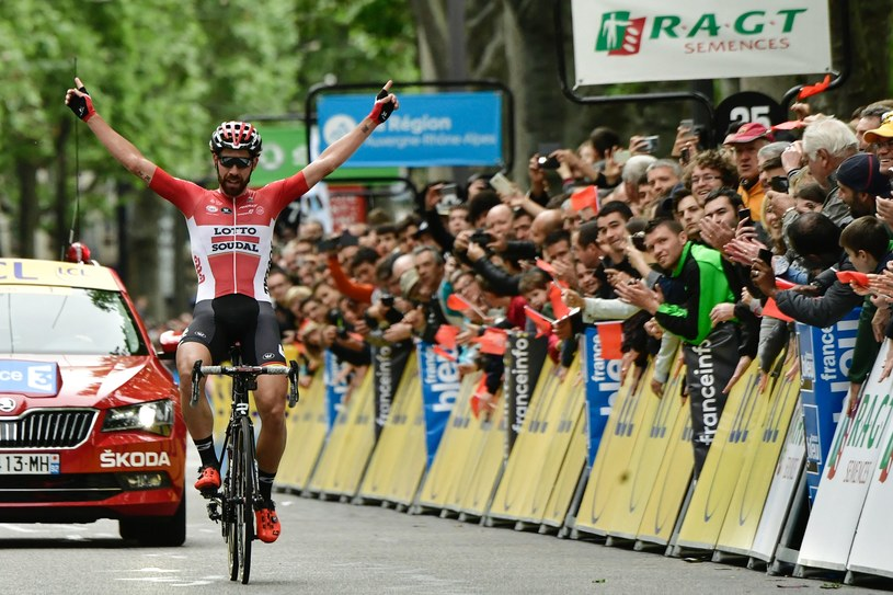 Thomas De Gendt /AFP