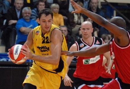 Thomas Van Den Spiegel, fot: Mariusz Kraczaniec /Agencja Przegląd Sportowy