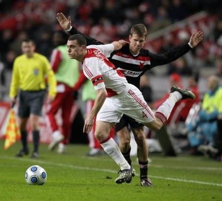Thomas Vermaelen przeniesie się do Premier League? /AFP