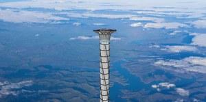 Thoth Technology patentuje kosmiczną windę