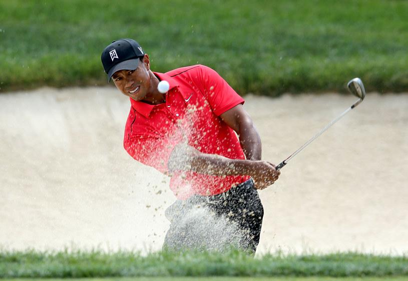 Tiger Woods /- /AFP
