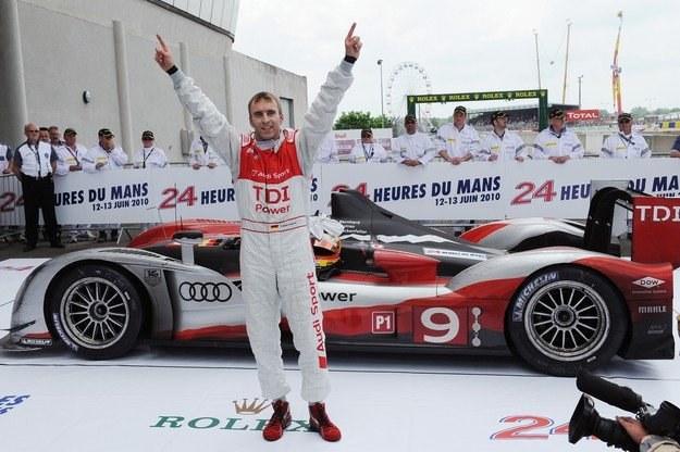 Timo Bernhard (Audi) na mecie /AFP