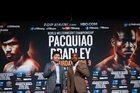 Timothy Bradley zrzekł się pasa WBO przed walką z Pacquiao