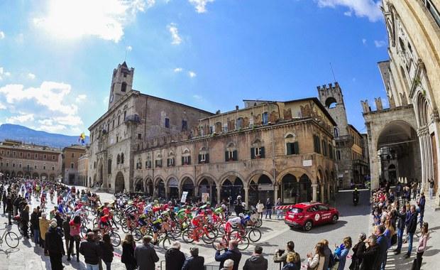 Tirreno-Adriatico: Kolarski wyścig od morza do morza