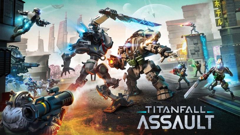 Titanfall: Assault /materiały prasowe