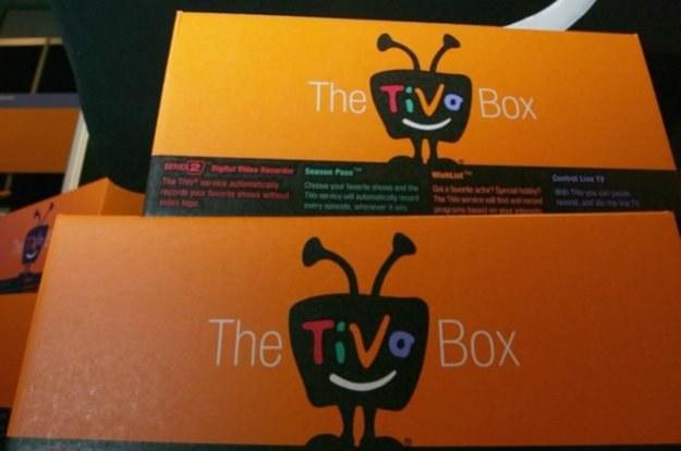 TiVo nigdy nie dotarło do Polski, ale doczekaliśmy się nagrywarek DVR /AFP