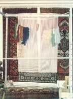 Tkanie dywanu, Iran /Encyklopedia Internautica