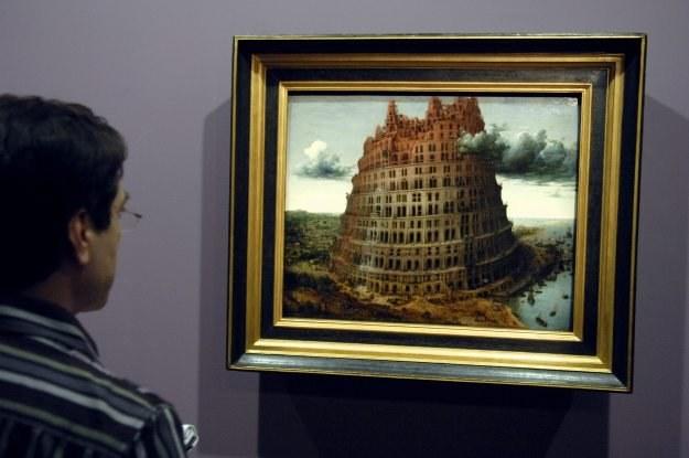 Tłumacz Google to prawdziwa internetowa wieża Babel - potrafi tłumaczyć z 52 języków /AFP