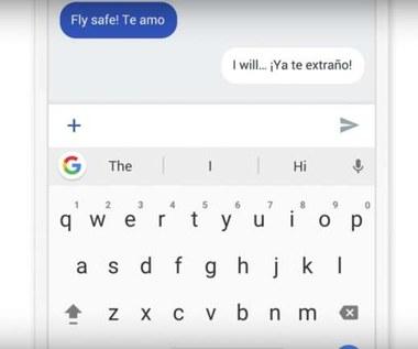 Tłumaczenie rozmów w czasie rzeczywistym z nową klawiaturą Google