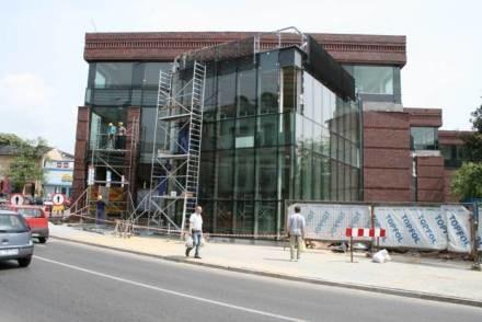To będzie najnowocześniejsza biblioteka w regionie /materiały prasowe