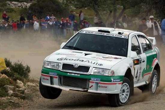 To będzie ostatni sezon dla octavii WRC /poboczem.pl