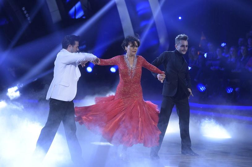 To był ostatni występ Małgorzaty Pieńkowskiej i Stefano Terrazzino /AKPA