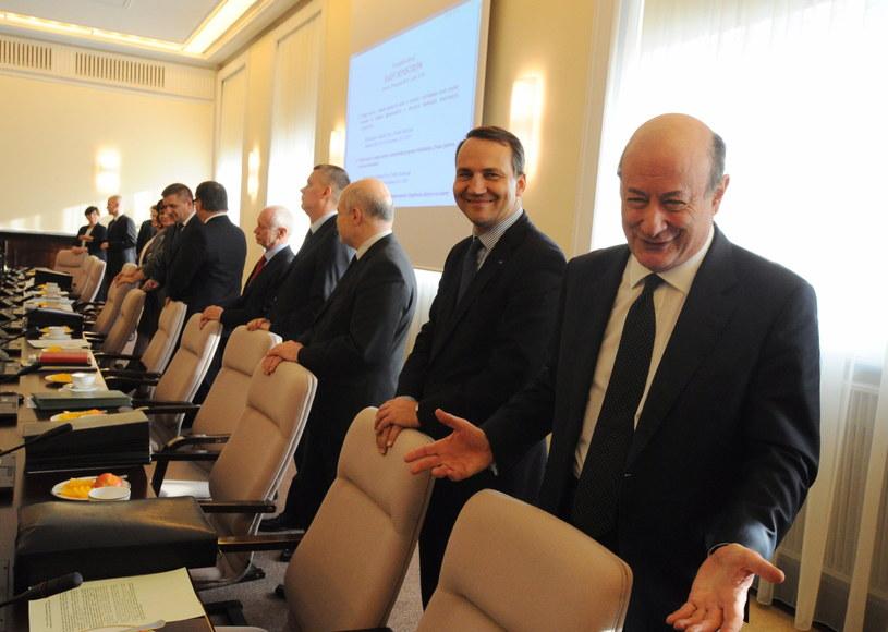 To było ostatnie posiedzenie rządu w takim składzie /Grzegorz Jakubowski /PAP